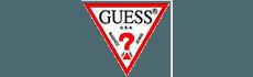 Guess brand logo