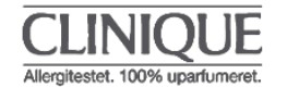 Clinique brand logo