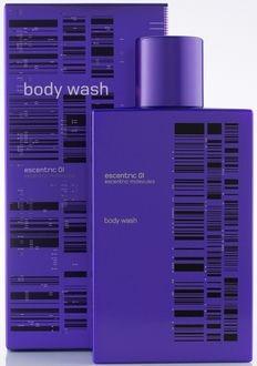 Escentric Molecules E-01 - Body wash 200ml.