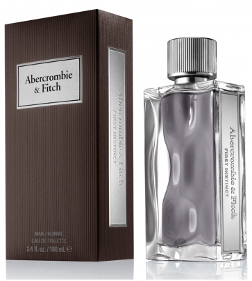Abercrombie & Fitch First Instinct Eau de Toilette Man 100ml