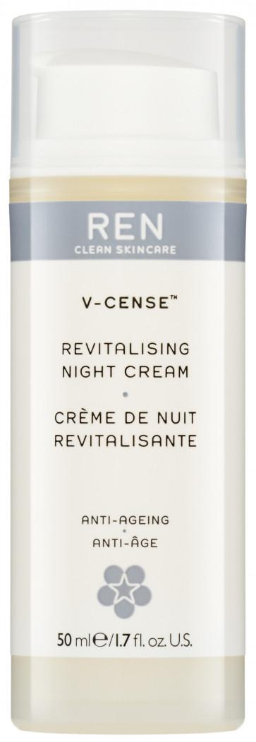 REN V-cense Revitalising Night Cream 50 ml.