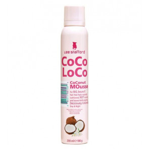 Lee Stafford Coco Loco Mousse 200ml
