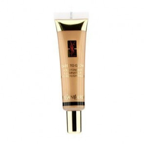 YvesSaintLaurent Dare To Glow Silky Highligting Veil 1 Tempting Gold