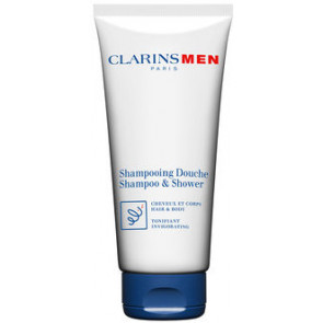 Clarins Men Hair & Body Shampoo 200ml