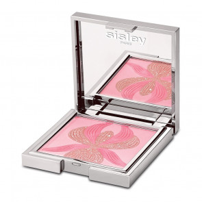 Sisley Palette Orchidée Highlighter Blush with White LilyRose 15gr
