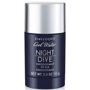 Davidoff Cool Water Night Dive Deodorant Stick 75ml.