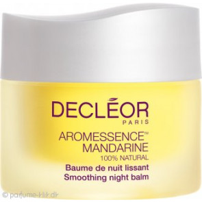 Decleor Madarine smoothing night creme 30ml