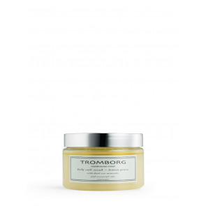 Tromborg Body Salt Scrub Lemon Grass 350ml