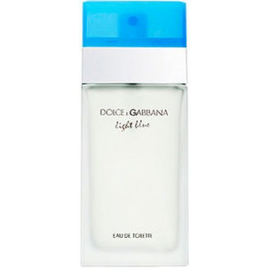 D&G Light Blue Eau de Toilette 100 ml.