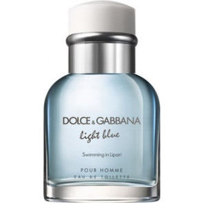 Dolce & Gabbana Light Blue Swimming In Lipari Pour Homme 40ml