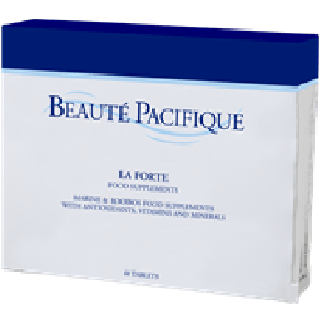 Beaute Pacifique La Forte Kosttilskud 60stk