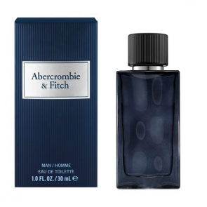 Abercrombie & Fitch First Instinct Blue Eau de Toilette 30ml