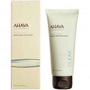 AHAVA  Facial Mud Exfoliator 100 ml.