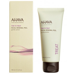 AHAVA Time To Treat Facial Renewal Peel 100 ml.
