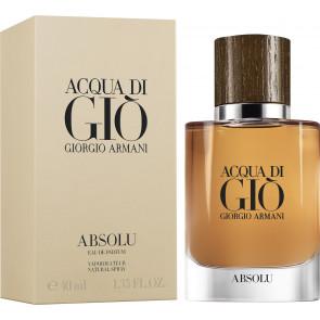 Armani Acqua Di Gio Homme Absolu Eau de Parfum 75 ml.