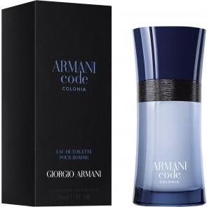 Armani Code Colonia Eau de Toilette Pour Homme 50ml