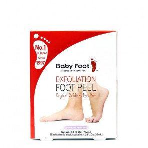 Baby Foot Easy Pack 2 x 35ml