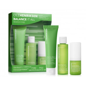 Ole Henriksen Balance it All-Oil Controle & Pore-Refining set