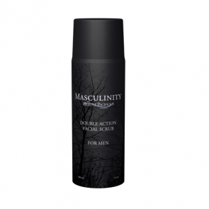 Beauté Pacifique Masculinity Double Action Facial Scrub For Men 100ml