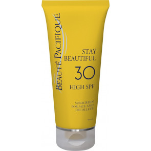Beauté Pacifique Stay Beautiful Solcreme SPF 30