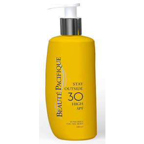 Beaute Pacifique Stay Outside 30 High SPF 200ml.