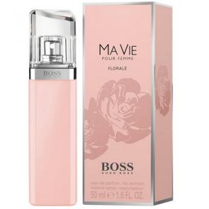 Hugo Boss Ma Vie Florale Eau De Parfum 50ml