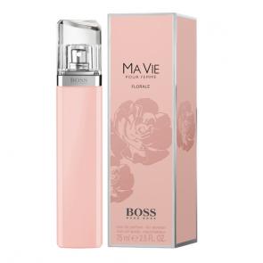 Hugo Boss Ma Vie Florale Eau De Parfum 75ml