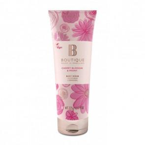 Boutique Body Scrub Cherry Blossom & Peony 225 gr.