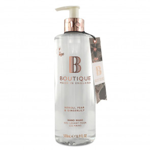 Boutique Hand Wash Neroli, Pear & Gingerlilly 500 ml.