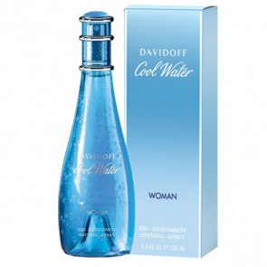 DavidOff Cool Water Woman Eau Deodorant 100ml.