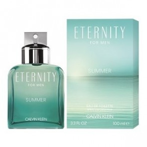 Calvin Klein Eternity for Men Summer Eau de Toilette 100 ml.