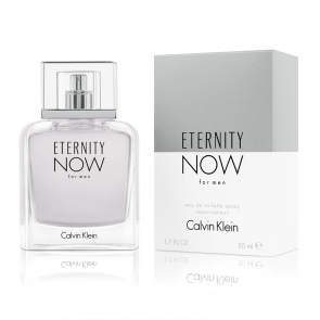 Calvin Klein Eternity Now for Men Eau de Toilette 50ml