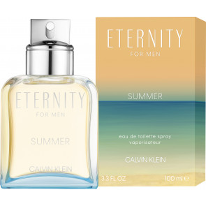 Calvin Klein Eternity Summer For Men Eau de Toilette 100 ml.