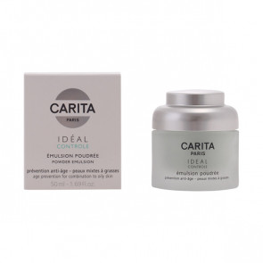 Carita Ideal Controle Powder Emulsion for Combination to Oily Skin 50 ml.