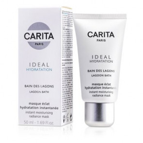 Carita Ideal Hydration Lagoon Bath Instant Moisturising Radiace Mask 50 ml.