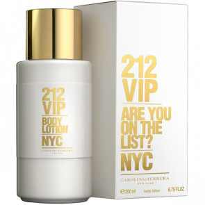 Carolina Herrera 212 Vip Body Lotion 200 ml.