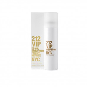 Carolina Herrera 212 Vip Deodorant Spray 150 ml.