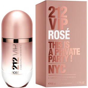 Carolina Herrera 212 Vip Rose Eau De Parfum 50 ml.