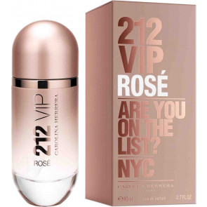 Carolina Herrera 212 Vip Rose Eau De Parfum 80 ml.