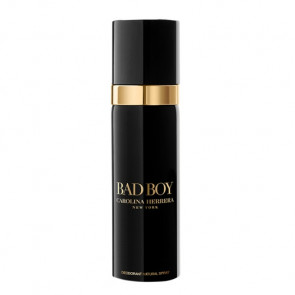 Carolina Herrera Bad Boy Deodorant Natural Spray 100 ml.