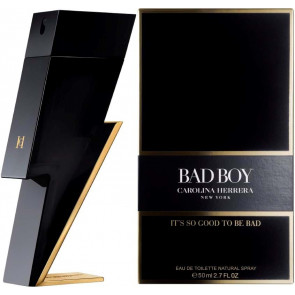 Carolina Herrera Bad Boy Eau de Toilette 50 ml.