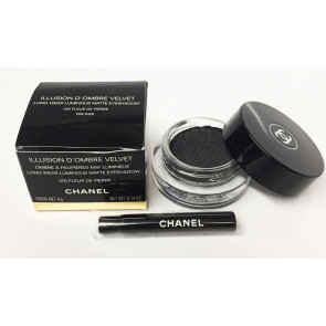 Chanel Illusion Dombre Velvet 106 Fleur de Pierre - Long Wear Luminous Matte Eyeshadow