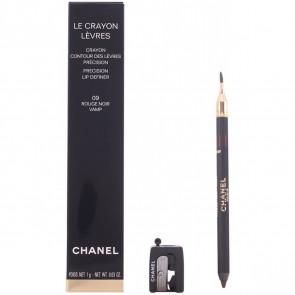 Chanel Le Crayon Lévres precision lip 09 rouge noir vamp 1 g