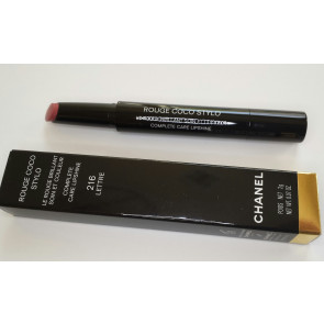 Chanel Rouge Coco Stylo complete care lipshine 216 lettre 2 g