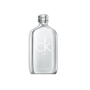 Calvin Klein CK One Platinum Edition Eau de Toilette 50ml