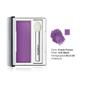Clinique All About Shadow™ Single Soft Matte - Purple Pumps