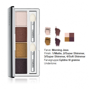 Clinique All About Shadow™ Quads - Morning Java