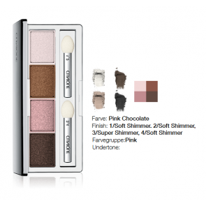 Clinique All About Shadow™ Quads - Pink Chocolate