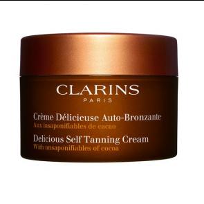 Clarins Delicious Self Tanning Cream 150ml