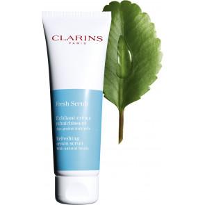 Clarins Fresh Scrub 50 ml.